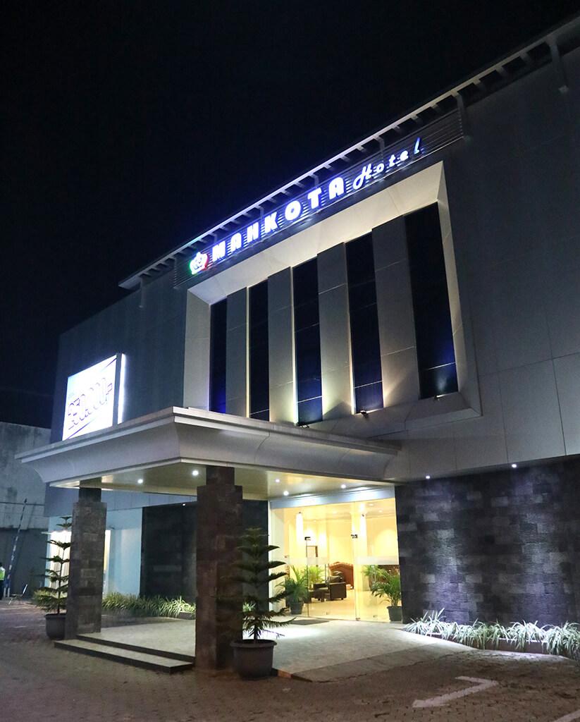 Mahkota Hotel Genteng, sebuah Hotel di Banyuwangi